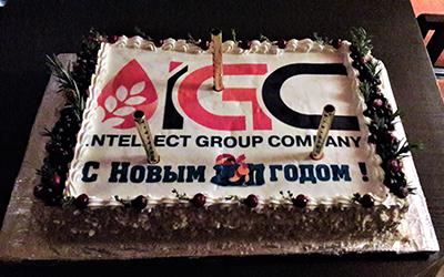 Intellect group поздравляет всех С Новым Годом!!!