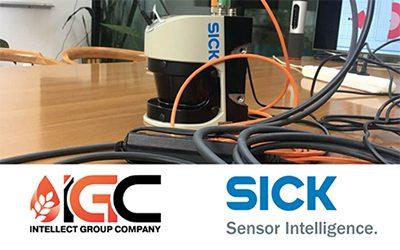 Инновационные решения от «Интеллект Групп Компани» и «SICK»